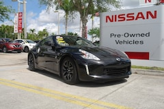 certified used 2016 Nissan 370Z 2dr Cpe Auto Touring Car for sale in Ft Lauderdale