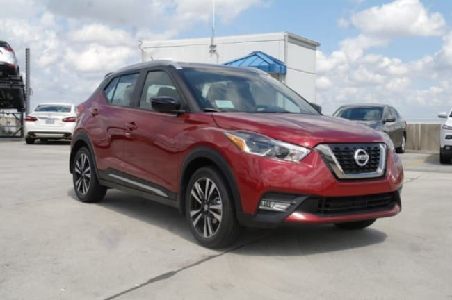 new 2019 Nissan Kicks SR FWD Sport Utility for sale in Ft Lauderdale