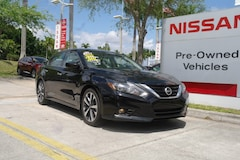 Used 2017 Nissan Altima 2017.5 2.5 SR Sedan Car 1N4AL3AP7HC483351 for sale near Ft. Lauderdale, FL