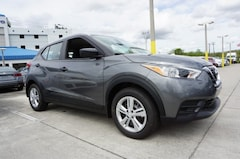 New 2019 Nissan Kicks S FWD Sport Utility 3N1CP5CU8KL470435 for Sale in Ft Lauderdale