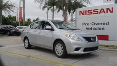used 2012 Nissan Versa 4dr Sdn CVT 1.6 SV Car for sale in Ft Lauderdale