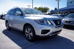 New 2019 Nissan Pathfinder FWD S Sport Utility 5N1DR2MN6KC621085 for Sale in Ft Lauderdale