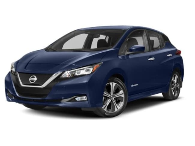 new 2019 Nissan LEAF S Hatchback Car for sale in Ft Lauderdale