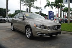 Used 2016 Volvo S60 T5 Drive-E Premier Sedan YV126MFK2G2412274 for sale near Ft. Lauderdale, FL