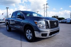 New 2019 Nissan Titan 4x2 Crew Cab SV Crew Cab Pickup 1N6AA1EK2KN500035 for Sale in Ft Lauderdale
