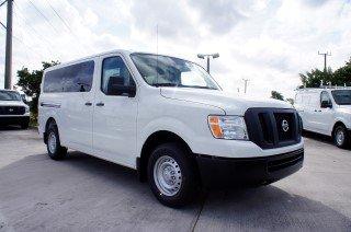 2019 Nissan NV Passenger NV3500 HD Full-size Passenger Van