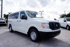 New 2019 Nissan NV Passenger NV3500 HD NV3500 HD S V6 Full-size Passenger Van 5BZBF0AA5KN850291 for Sale in Ft Lauderdale