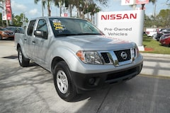 certified used 2015 Nissan Frontier 2WD Crew Cab SWB Auto S Crew Cab Pickup for sale in Ft Lauderdale