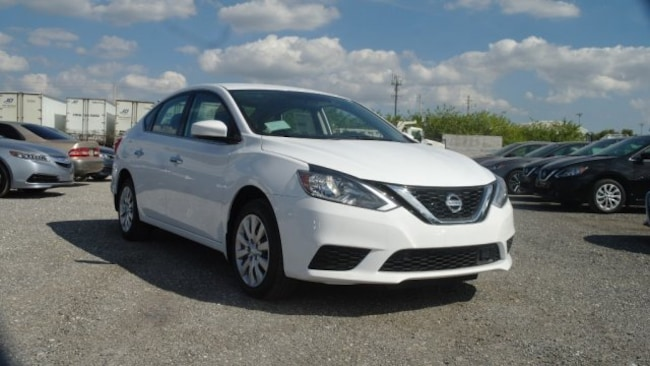 new 2019 Nissan Sentra S CVT Car for sale in Ft Lauderdale