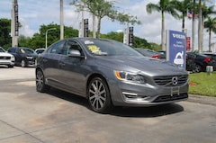Used 2016 Volvo S60 Inscription T5 Sedan LYV402FM9GB108377 for sale near Ft. Lauderdale, FL