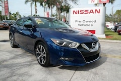 certified used 2016 Nissan Maxima 4dr Sdn 3.5 S Car for sale in Ft Lauderdale