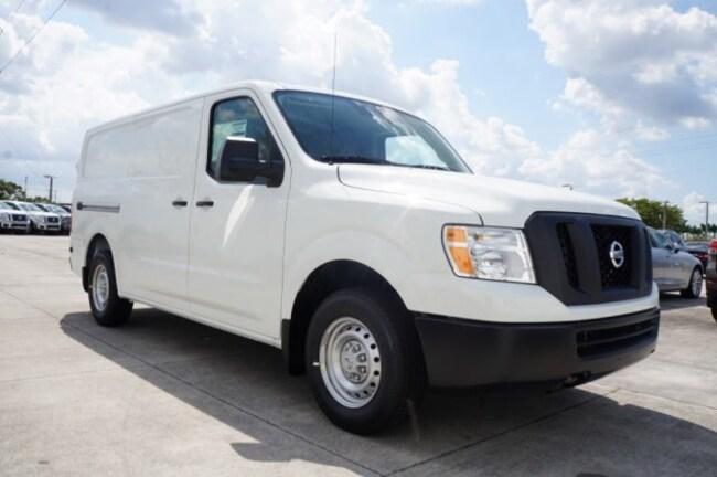 2018 Nissan NV Cargo NV1500 NV1500 Standard Roof V6 S Full-size Cargo Van