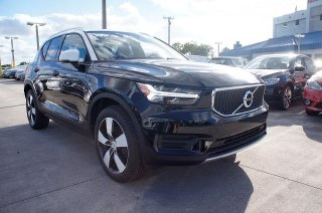 New 2019 Volvo XC40 T4 Momentum SUV K092457 for sale/lease near Ft. Lauderdale, FL