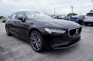 New 2019 Volvo S90 T5 Momentum Sedan K090366 for sale near Ft. Lauderdale, FL