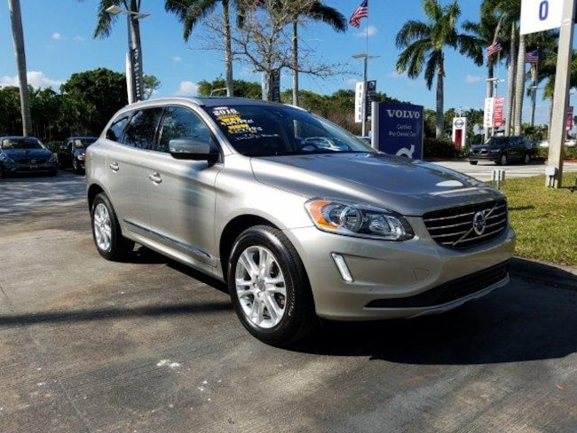 used 2016 Volvo XC60 FWD 4dr T5 Drive-E Premier Sport Utility for sale in Ft Lauderdale
