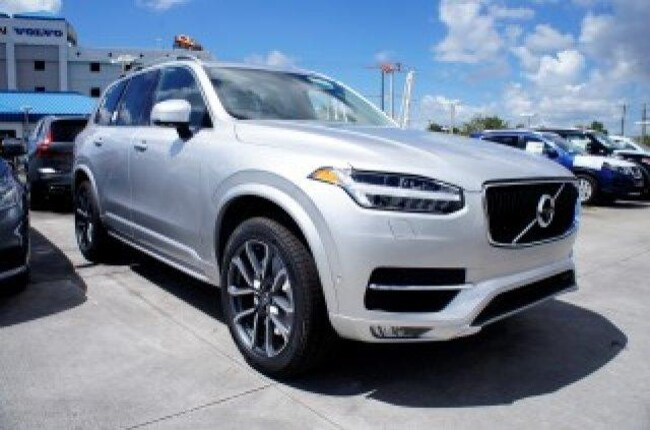 New 2019 Volvo XC90 T5 Momentum SUV K439755 for sale/lease near Ft. Lauderdale, FL