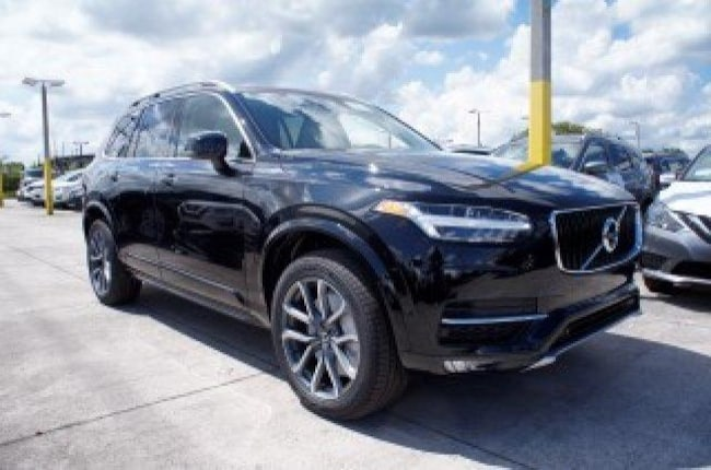 New 2019 Volvo XC90 T5 Momentum SUV K438049 for sale/lease near Ft. Lauderdale, FL