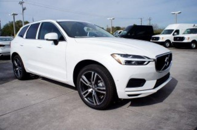New 2019 Volvo XC60 T5 Momentum SUV K251568 for sale/lease near Ft. Lauderdale, FL
