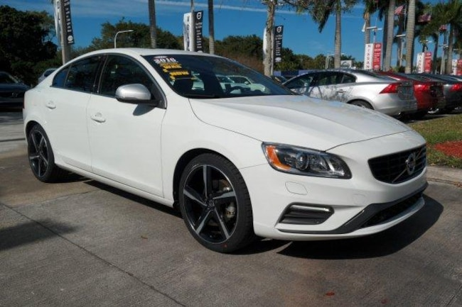 Used 2016 Volvo S60 4dr Sdn T5 Drive E R Design Special For Sale In