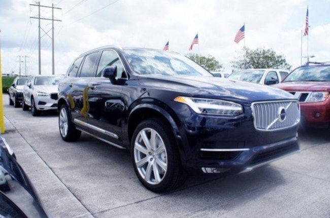 New 2019 Volvo XC90 T6 Inscription SUV K423420 for sale/lease near Ft. Lauderdale, FL
