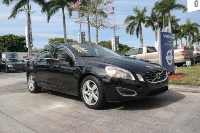 used 2012 volvo s60 t5 for sale in the ft. lauderdale area | serving