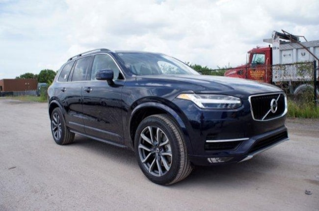 New 2019 Volvo XC90 T6 Momentum SUV K419219 for sale/lease near Ft. Lauderdale, FL