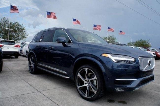 New 2019 Volvo XC90 T6 Inscription SUV K421133 for sale/lease near Ft. Lauderdale, FL