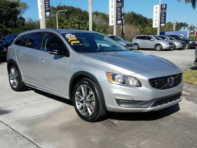 Used 2016 Volvo V60 Cross Country 4dr Wgn T5 AWD Station Wagon in Davie, FL