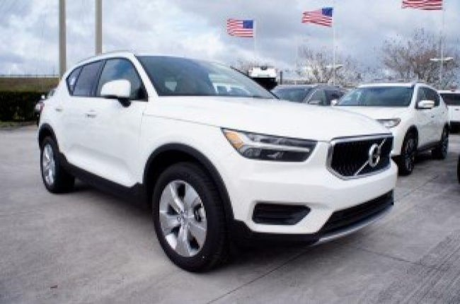 New 2019 Volvo XC40 T4 Momentum SUV K105905 for sale/lease near Ft. Lauderdale, FL