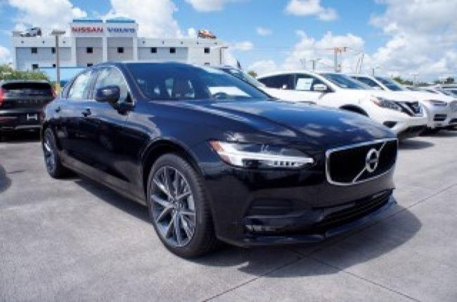 New 2019 Volvo S90 T5 Momentum Sedan K079049 for sale/lease near Ft. Lauderdale, FL