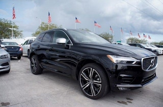 New 2019 Volvo XC60 T6 R-Design SUV K177064 for sale near Ft. Lauderdale, FL