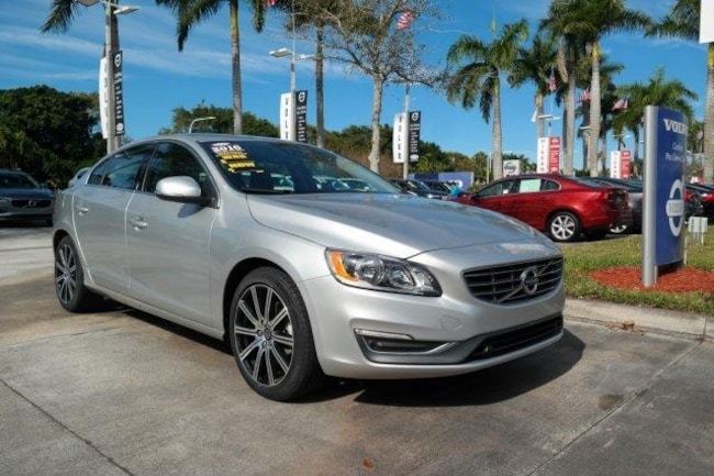 Used 2017 Volvo S60 T5 Fwd Inscription For Sale In Davie Fl