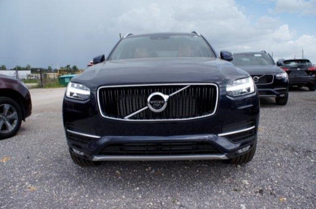 New 2019 Volvo XC90 T6 Momentum For Sale/Lease Davie & Ft Lauderdale, FL |  VIN# YV4A22PK0K1423060