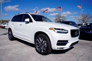 New 2019 Volvo XC90 T6 Momentum SUV K472705 for sale near Ft. Lauderdale, FL