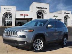 New 2018 Jeep Cherokee LATITUDE PLUS 4X4 Sport Utility in Yukon, OK
