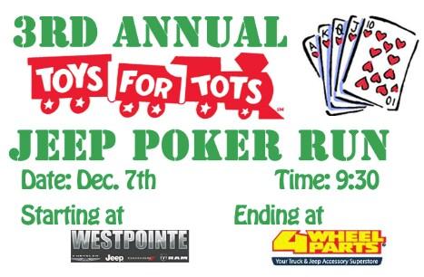 Western oklahoma poker runs