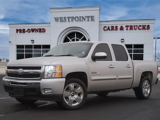 Used 2010 Chevrolet Silverado 1500 LT Texas Edition Crew Cab D37941B in Yukon, OK