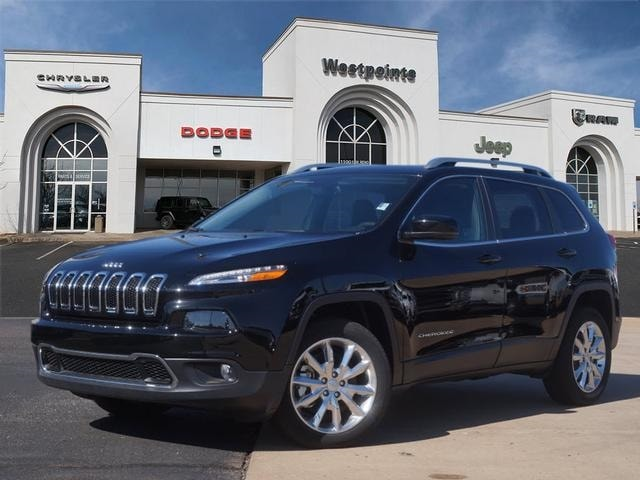 2017 Jeep Cherokee LIMITED FWD Sport Utility