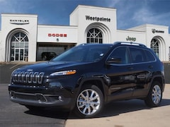 New 2017 Jeep Cherokee LIMITED FWD Sport Utility in Yukon, OK