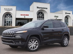 New 2018 Jeep Cherokee LIMITED 4X4 Sport Utility in Yukon, OK