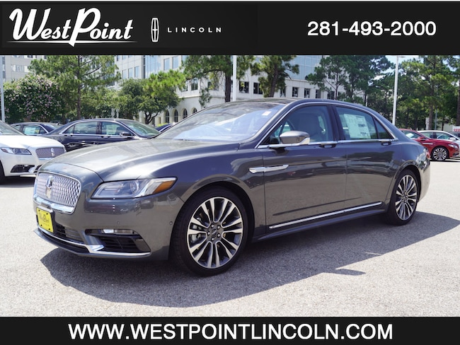 2018 Lincoln Continental Reserve Reserve  Sedan