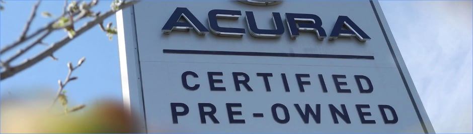 Acura Certified Pre-Owned In Edmonton