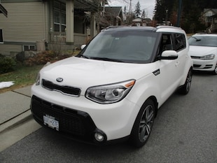 2015 Kia Soul SX Luxury | Nav | Panoramic Roof | Leather Hatchback