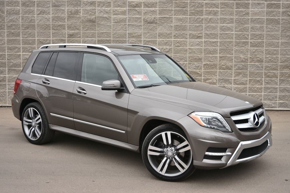 2013 Mercedes-Benz GLK-Class GLK 350 4MATIC   AMG Appearance   Panoramic Roof Sport Utility