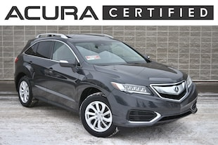 2016 Acura RDX AWD | Certified Pre-Owned Sport Utility