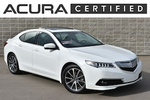 2015 Acura TLX AWD Elite | Certified Pre-Owned Car