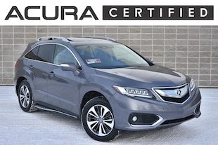 2017 Acura RDX AWD Elite | Certified Pre-Owned Sport Utility