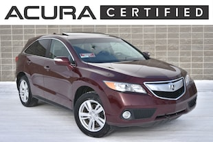 2015 Acura RDX AWD Tech | Certified Pre-Owned Sport Utility