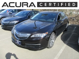 2015 Acura TLX AWD Tech | Certified Pre-Owned Car