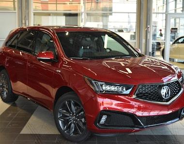 2019 Acura MDX A Spec Sport Utility